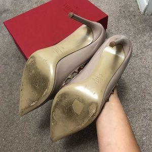 Valentino Shoes - Authentic Valentino Rockstud patent pumps